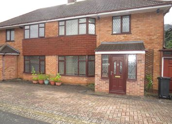 Thumbnail 4 bedroom property to rent in Seagrave Drive, Oadby, Leicester