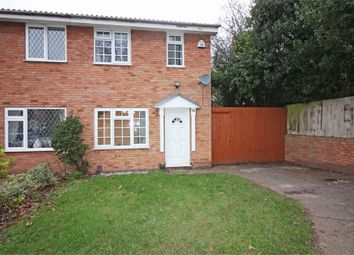 Thumbnail 2 bed semi-detached house for sale in Loughshaw, Wilnecote, Tamworth, Staffordshire