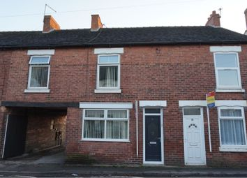 3 bed terraced house for sale in Parliament Street, Swadlincote DE11