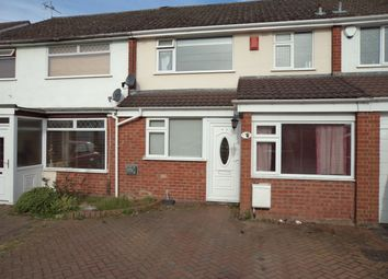 Thumbnail 3 bed terraced house for sale in Daneswood Road, Binley Woods, Coventry