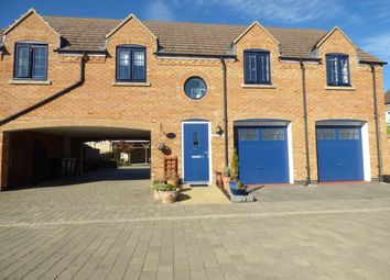 Thumbnail 3 bed maisonette for sale in Barnwell Gardens, Weldon, Corby