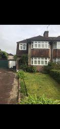 Thumbnail 1 bedroom flat to rent in New Barnet, Barnet, Hertfordshire