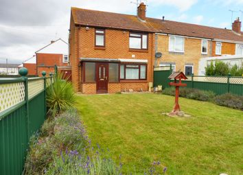 Thumbnail 3 bed end terrace house for sale in Courtenay Road, Swindon