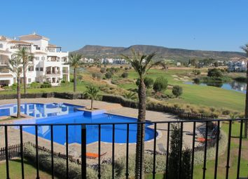 Thumbnail 2 bed apartment for sale in Hacienda Riquelme Golf Resort, Sucina, Murcia, Spain