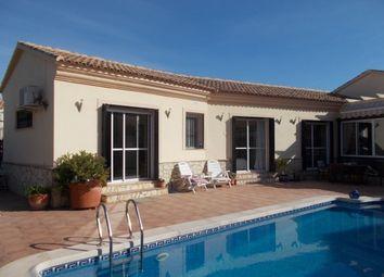 Thumbnail 3 bed villa for sale in Los Menchones I, Arboleas, Almería, Andalusia, Spain