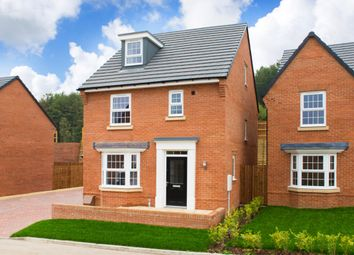 "Thumbnail 4 bedroom detached house for sale in ""Bayswater"" at Burnby Lane, Pocklington, York"