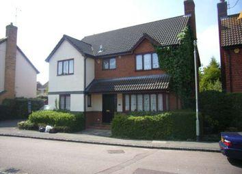 Thumbnail 6 bedroom detached house to rent in Woodward Close, Winnersh, Wokingham