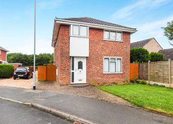 Thumbnail 4 bedroom detached house for sale in Buckingham Way, Sawtry, Huntingdon