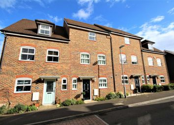 Thumbnail 4 bed terraced house for sale in Capercaillie Close, Bracknell