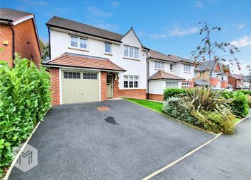 Thumbnail 4 bed detached house for sale in Dowley Gap Road, Worsley, Manchester, Greater Manchester