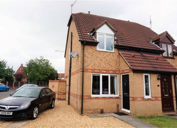 Thumbnail 2 bedroom semi-detached house for sale in Kingswood Drive, Kirkby In Ashfield, Nottingham