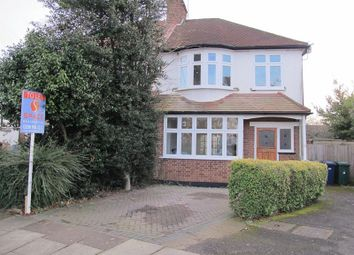 Thumbnail 3 bed semi-detached house to rent in Sefton Avenue, London
