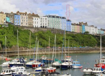Thumbnail 2 bed flat for sale in Paxton Court, White Lion St, Tenby