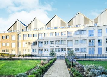 Thumbnail 1 bed flat for sale in Popham Court, Wood Lane, Chippenham