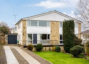 Thumbnail 3 bed semi-detached house for sale in Coxwold Hill, Wetherby, West Yorkshire