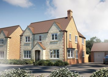 Thumbnail 4 bed detached house for sale in Kineton Meadows, Southam Road, Kineton