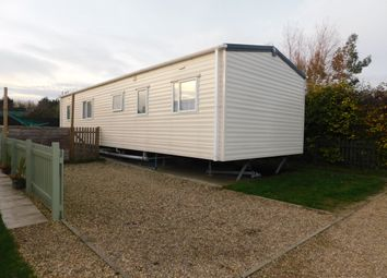 Thumbnail 3 bed mobile/park home for sale in Static Home Stonham Barns, Stonham