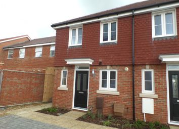 Thumbnail 2 bed end terrace house to rent in Hangar Drive, Bader Heights, Tangmere