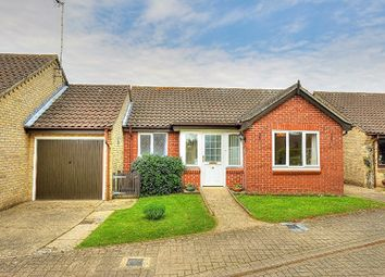 Thumbnail 2 bed detached bungalow for sale in Catton Court, Norwich