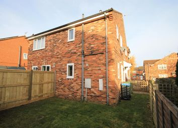 Thumbnail 1 bed terraced house for sale in Scholla View, Northallerton