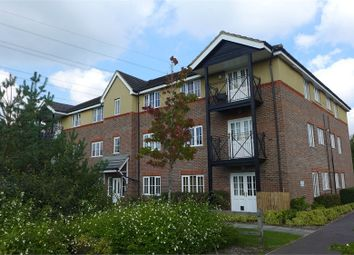 Thumbnail 2 bed flat to rent in Twyford Close, Elvetham Heath, Fleet