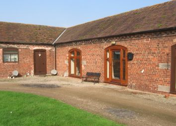 Thumbnail 1 bedroom barn conversion to rent in Leasowes Courtyard, Crudgington, Telford