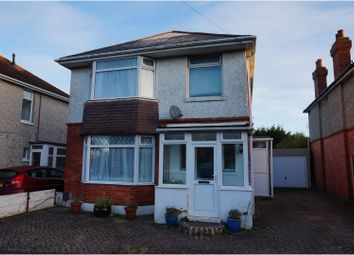 Thumbnail 3 bed detached house for sale in Alton Road, Bournemouth