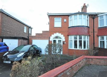 Thumbnail 3 bed semi-detached house for sale in Farley Avenue, Manchester