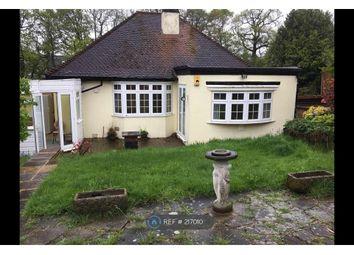 Thumbnail 2 bed bungalow to rent in Watling Street, Bexleyheath