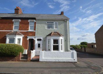 Thumbnail 3 bed end terrace house for sale in Pembroke Street, Swindon