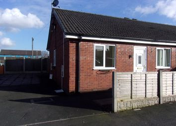 Thumbnail 2 bed semi-detached bungalow to rent in Mason Street, Heywood