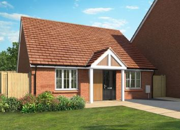 Thumbnail 2 bed bungalow for sale in Meadow Gardens, Wedow Road, Thaxted, Essex