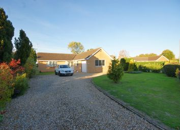 Thumbnail 3 bedroom detached bungalow for sale in Manor Farm Drive, Sturton By Stow, Lincoln