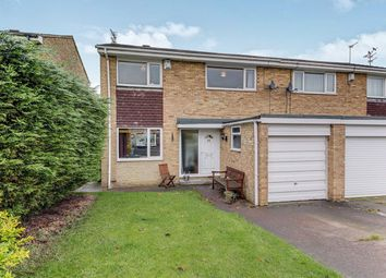Thumbnail Semi-detached house for sale in Langdale Drive, Cramlington