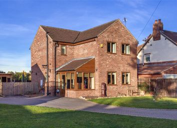 Thumbnail 3 bed detached house for sale in Hull Road, Hemingbrough, Selby