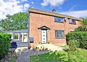 Thumbnail 3 bed semi-detached house for sale in Church Green, Staplehurst, Kent