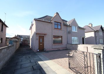 Thumbnail 2 bed semi-detached house for sale in 8 Columba Road, Dalneigh, Inverness.