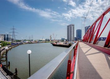 Thumbnail Studio for sale in Montagu House, London City Island, Canning Town, London