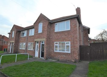 Thumbnail 3 bed flat to rent in Myrtle Avenue, Dunston, Gateshead