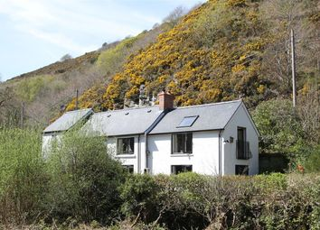 Thumbnail 2 bed detached house for sale in Llangrannog, Llandysul