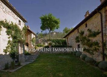 Thumbnail 9 bed farmhouse for sale in Radda In Chianti, Tuscany, Italy