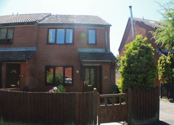 Thumbnail 3 bedroom end terrace house for sale in Course Park Crescent, Fareham