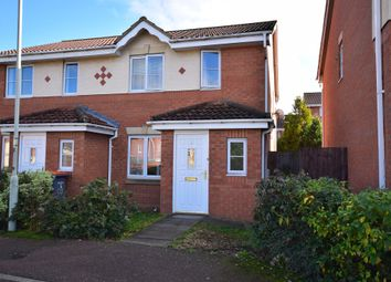 Thumbnail Semi-detached house for sale in Gillespie Close, Elstow, Bedford