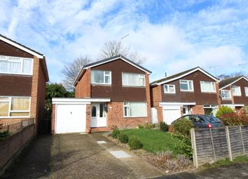 Thumbnail 3 bed detached house for sale in Dacombe Drive, Upton, Poole
