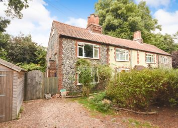 Thumbnail 2 bed semi-detached house for sale in Nunnery Place, Thetford