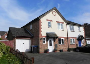 Thumbnail 3 bed semi-detached house to rent in Wedgewood Drive, Church Langley