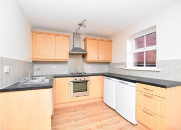 Thumbnail 2 bedroom flat to rent in Etruria Court, Stoke-On-Trent