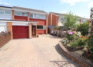 Thumbnail 3 bed semi-detached house for sale in Shrubbery Close, Barnstaple
