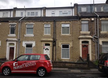 Thumbnail 4 bed terraced house to rent in Victoria Road, Lockwood, Huddersfield