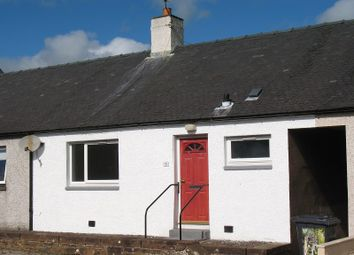 Thumbnail 1 bed terraced bungalow for sale in Barrasgate, Kirkton, Dumfries, Dumfries And Galloway.